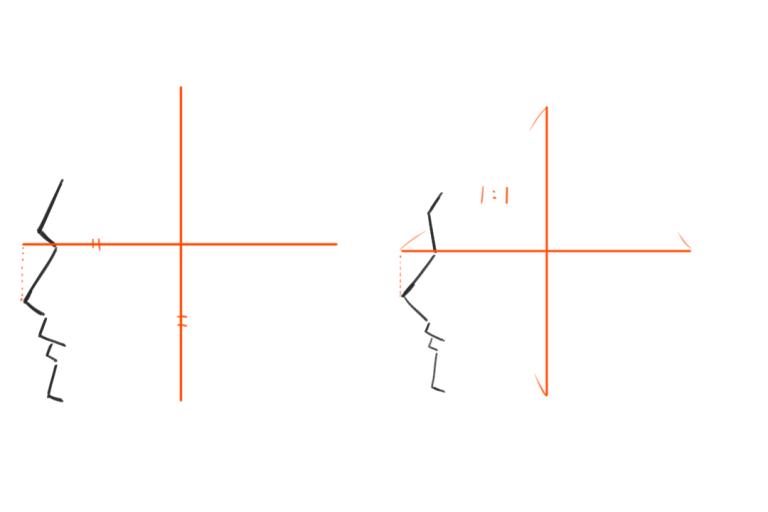 横顔の描き方2