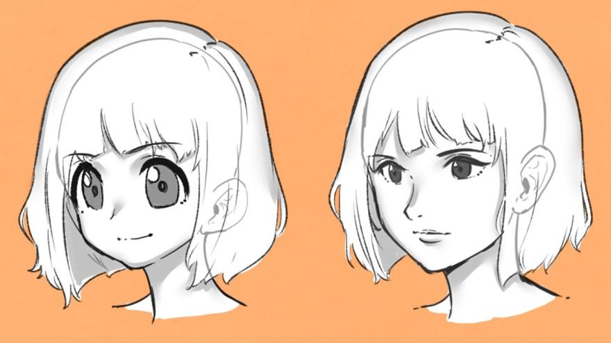 かわいい女の子の顔の描き方アイキャッチ