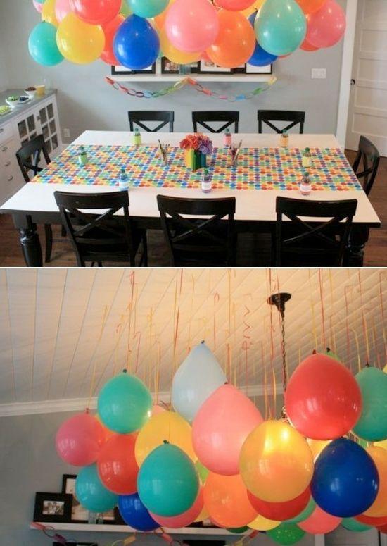 Ideas para celebrar el cumpleaos 1 para nias 43