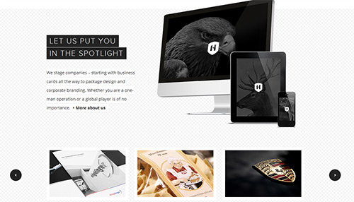 21 Breathtaking Examples of Minimal Color Usage in Web Design | Tutvid.com