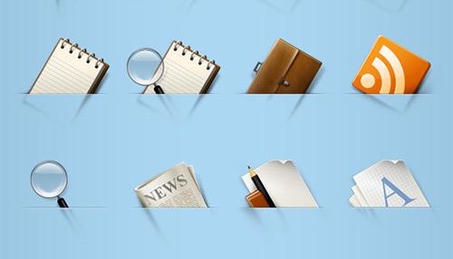 Pocket Icon Set