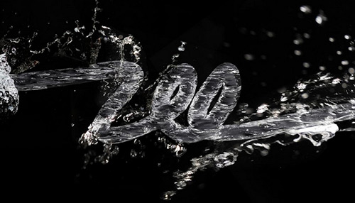3D Water Text Effect with Repoussé in Photoshop CS5 | Tutvid.com