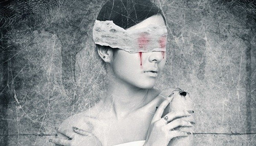 """Photoshop Tutorial: """"The Pain"""" – Create an Abstract Photo Manipulation"""