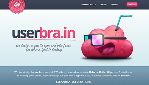 30 Fresh Web Design Effects That Can Spice up your Website