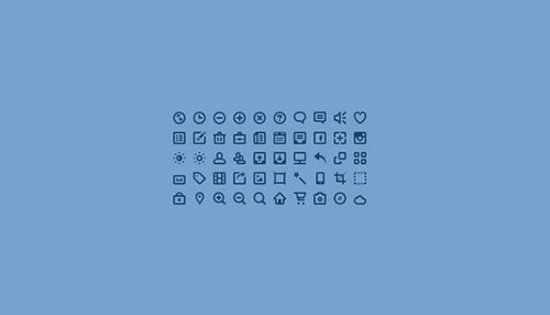 23 Freebie Interface Icon Sets for New Website Projects