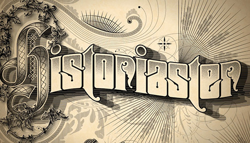 Awesome. Vintage Typography Tutorial