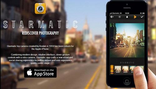 33 Modern iPhone & iPad App Landing Page Websites