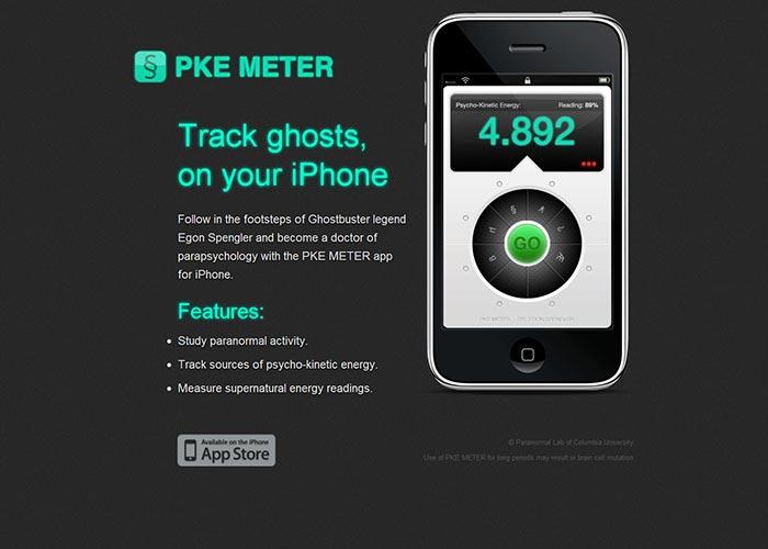 1. Design & Code a Cool iPhone App Website in HTML5
