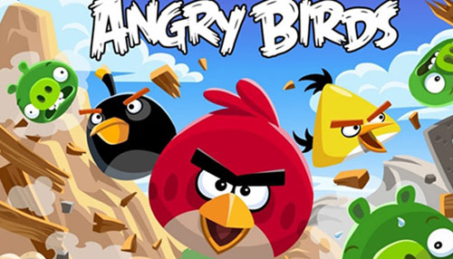 42 Exceptional Angry Birds Pictures