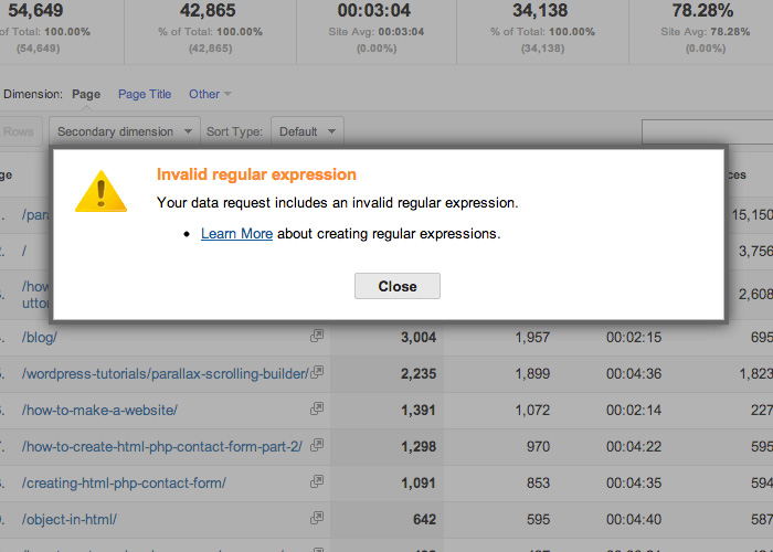 How SEO's Can Use Regular Expressions