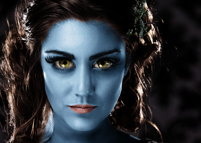 Avatar Navi - Photoshop CS6 Tutorial