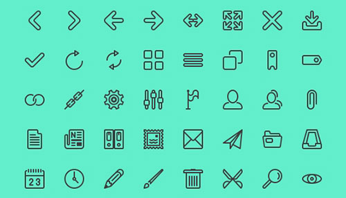 50 awesome freebies for web designers, October 2013