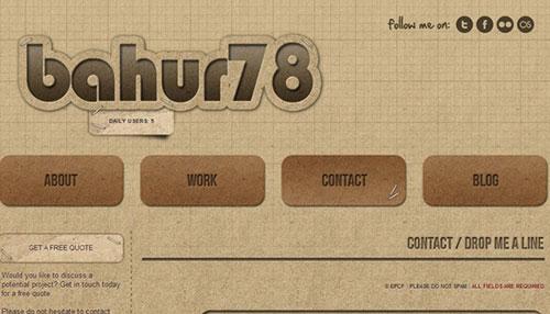 25 Creative Web Form Designs