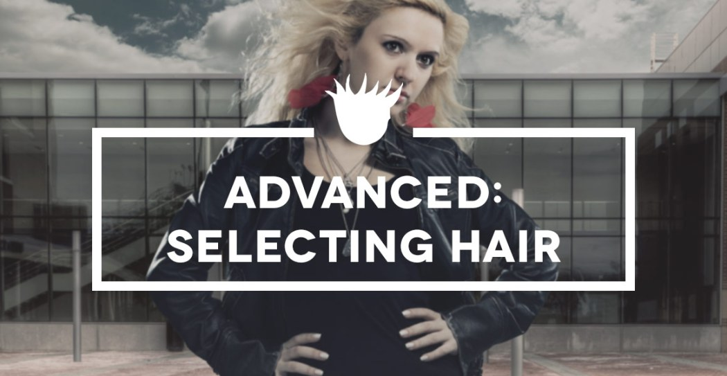 Photoshop CC Tutorial - Advanced: How to Select Hair