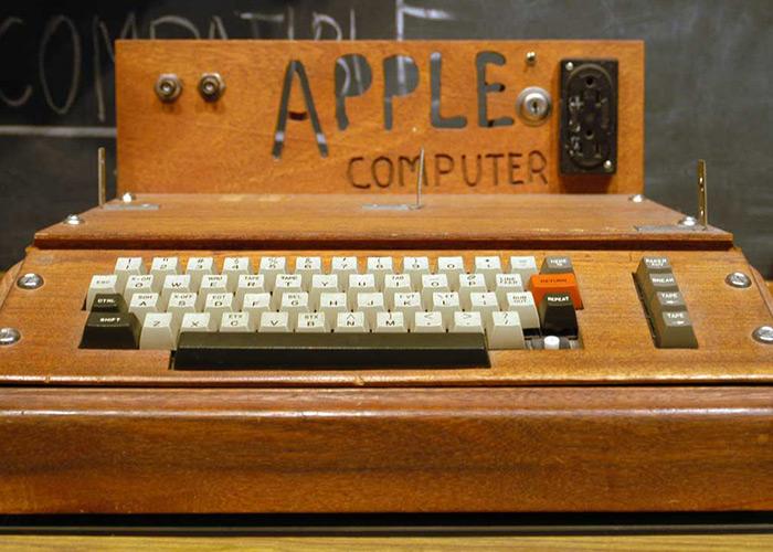 Rare Apple I computer put into recycling