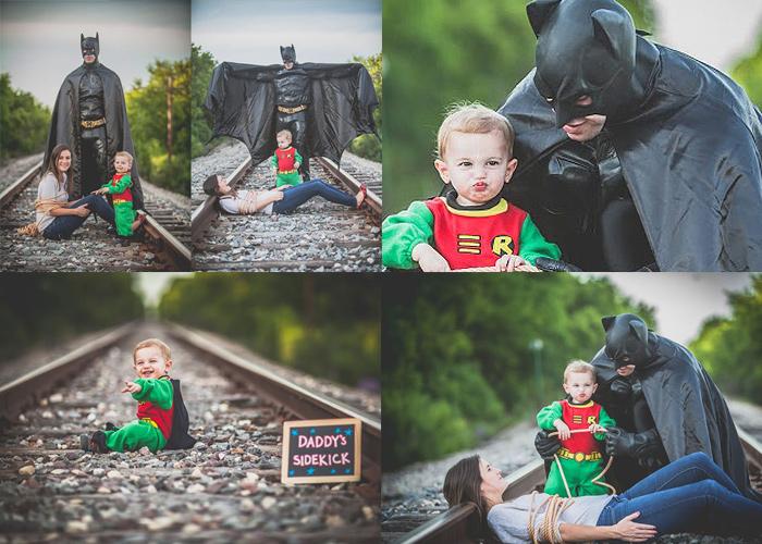 batman-themed-shoot-on-railroad-tracks