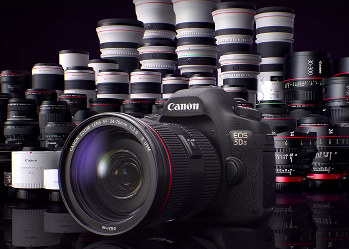 The Canon 5D line turns 10 years old!