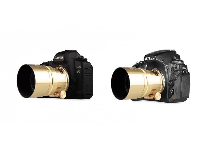 The Lomography New Petzval 58 Bokeh Control Art Lens