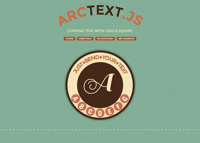 arc-text-30-jquery-plugins-for-web-design