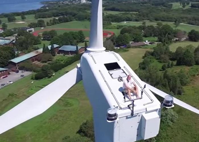 sunbathing-wind-turbine