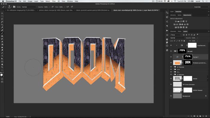 12-doom-logo