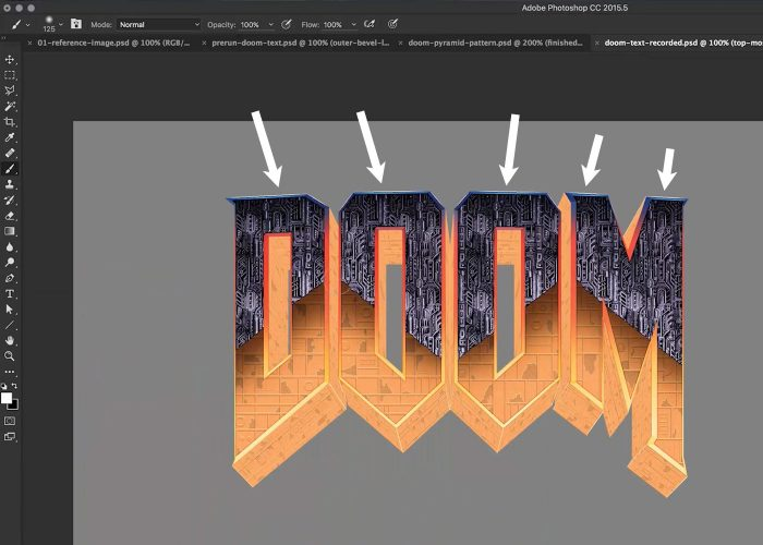16-doom-logo