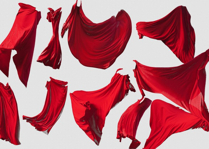 02-flowing-red-dress-effect-photoshop