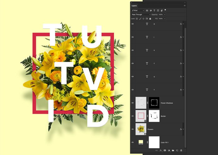 04-floral-typography-text-effect