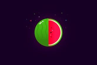 create-vector-watermelon-logo-mark-illustrator-tutorial
