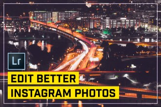 How to Edit Better Cool Instagram Photos with Lightroom!