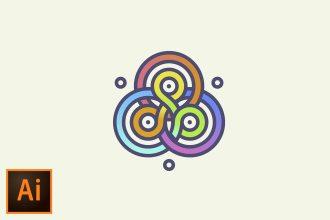 Trinity Spiral Effect – Illustrator CC Tutorial