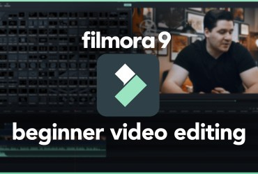 Video Editor for Beginners (EASY TO USE!) Filmora9 Tutorial
