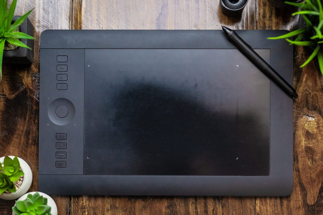 Work FASTER With This Wacom Tablet TRICK!