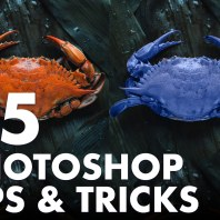 25 Photoshop TIPS AND TRICKS (must know!)