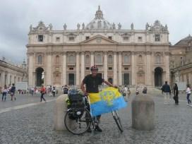 Plac św. Piotra w Watykanie, Włochy. Patryk Świtała