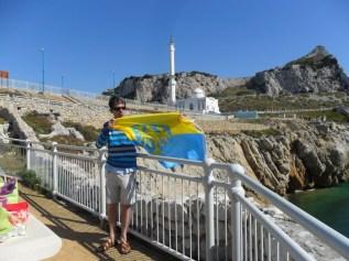 Gibraltar 2012. Piotr Kiera