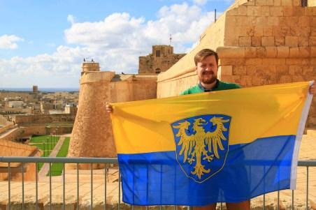 Hieronim Krajewski | Citadella, Gozo Malta