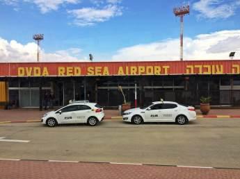 Port Lotniczy Ovda (Eilat)