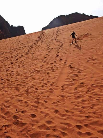 sandboarding? polecam!