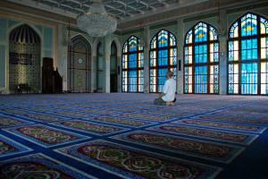 Środek meczetu