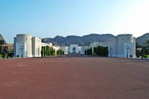 Plac przed pałacem