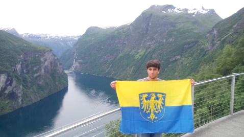 Geirangerfjord. Sebastian Hein
