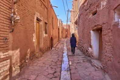 Miasto Abyaneh