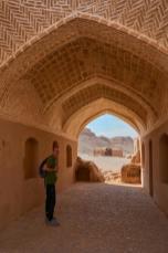 Wieże Milczenia w Jazd