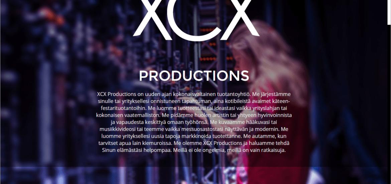 xcx-front