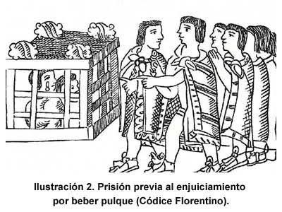 Thus corruption was punished in the Mexica empire
