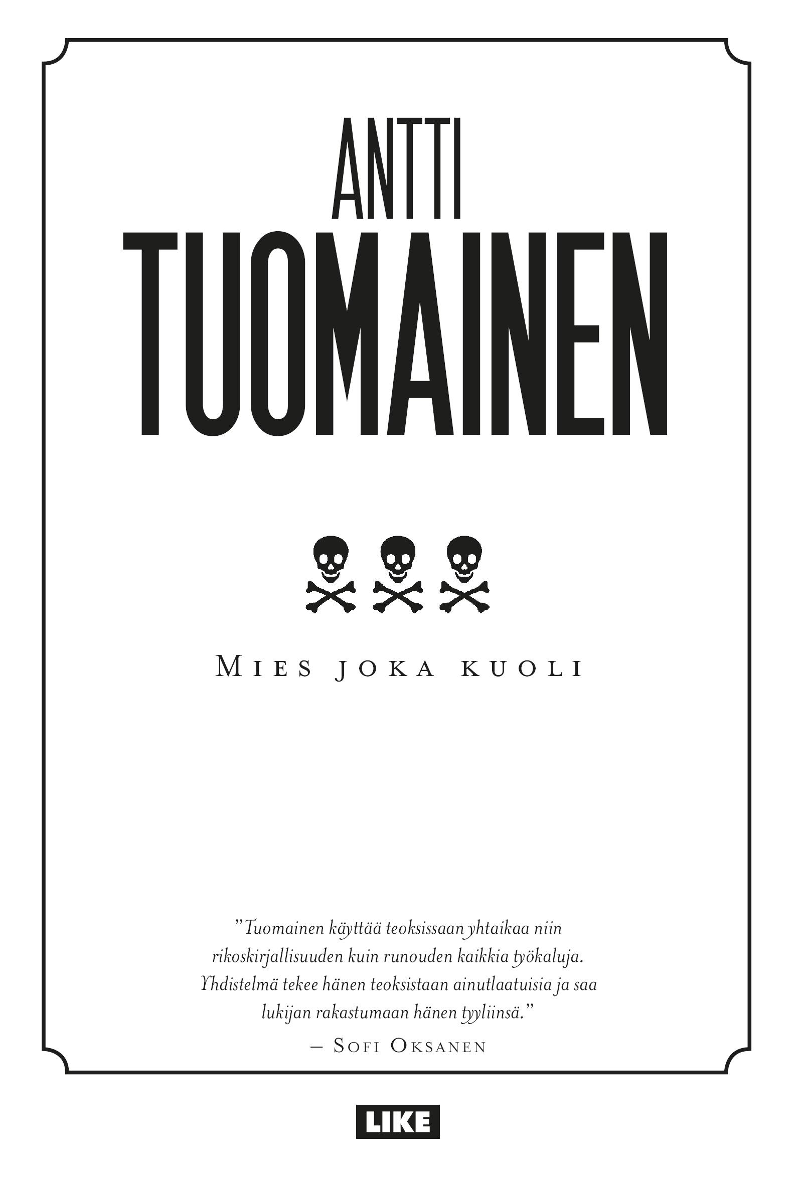 Kirsin kirjanurkka: Cilla & Rolf Börjlind: Nousuvesi