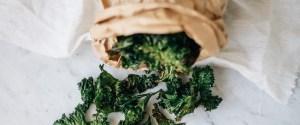 Crunchy Kale Chips