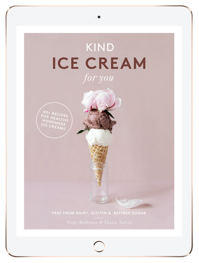 KIND ICE CREAM FOR YOU EBOOK