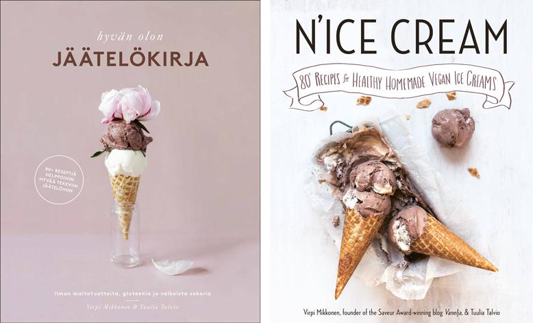 N'Ice Cream Book